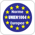 Norme UNIEN 1004 Europee